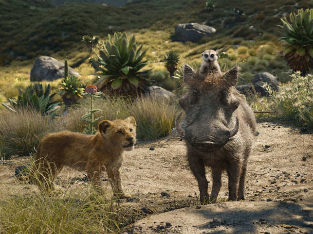 Roaring at the box office: 'The Lion King' earns Rs 65.19 cr over the weekend in India