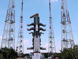 ISRO launches Chandrayaan-2 from Sriharikota