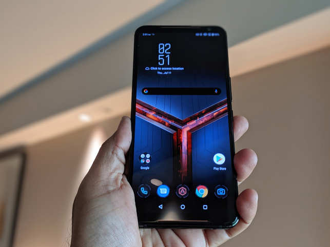Asus ROG Phone II first impressions: Ultrasonic triggers