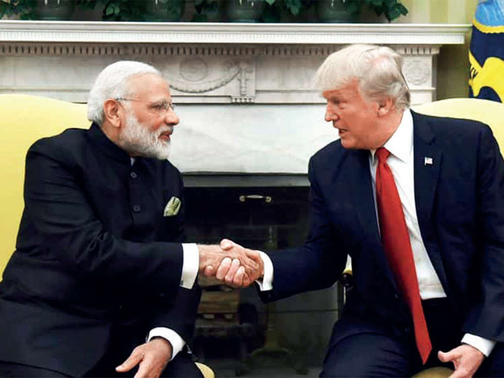 India rejects Trump's mediation claim, says 'no request made' by PM Modi