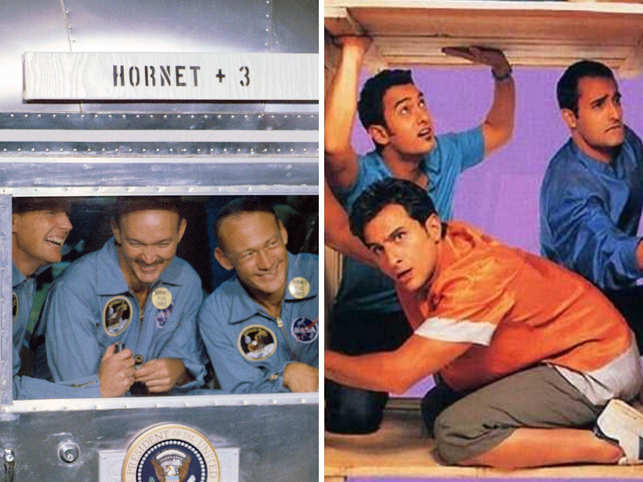 Apollo 11 was similar to 'Dil Chahta Hai' in a lot of ways.