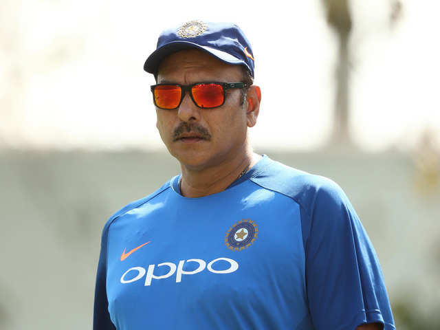 India Coach Selection: Ravi Shastri And Older Sages Who Bucked The Trend - Ravi  Shastri | The Economic Times