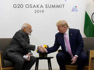 No record of any discussion on Kashmir in Modi-Trump talk at G20