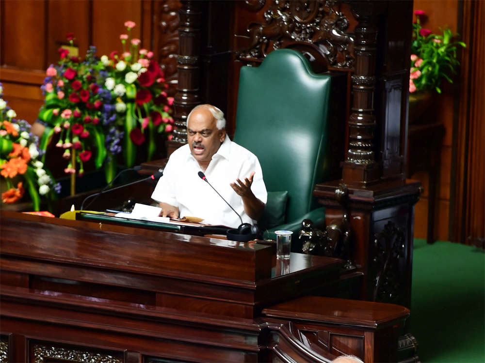 Supreme Court takes note of Karnataka Speaker's submission that trust vote likely today