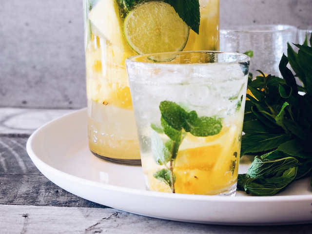 Fun wine-cocktail recipes to drive away mid-week monsoon blues