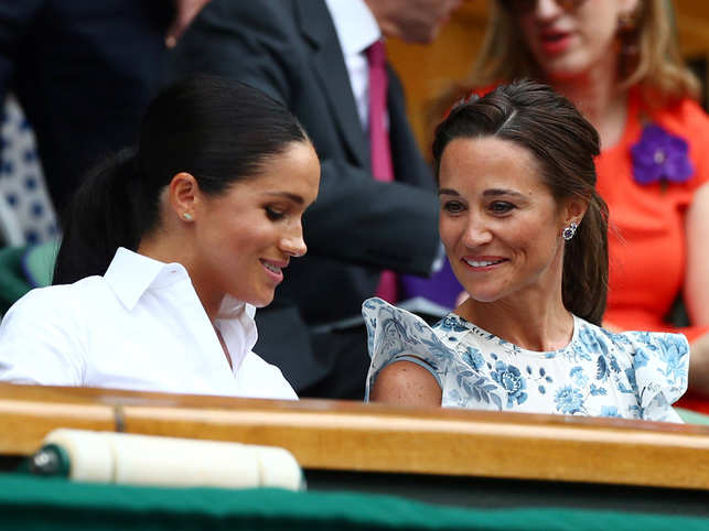 Cooking, athletics & more: Meghan Markle, Pippa Middleton have much in common, but no friendship