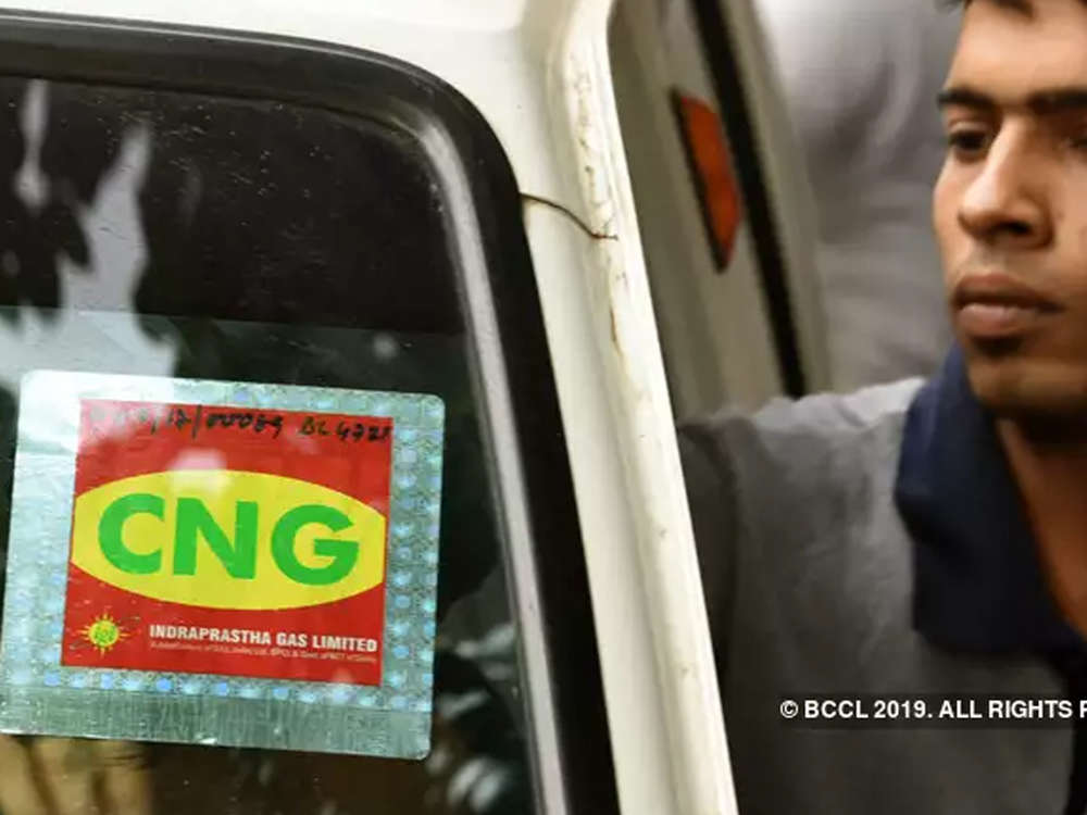 Thrust on CNG leads to 50% growth in fuel's demand