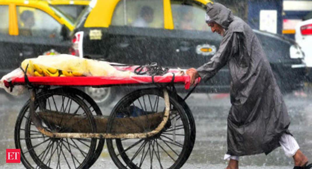 Mumbai Rains: IMD forecast rainfall will continue over next 2 days