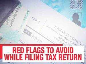 ITR filing guide: Red flags to avoid while filing tax return