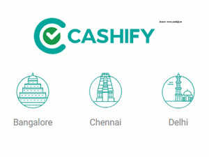 cashify-website