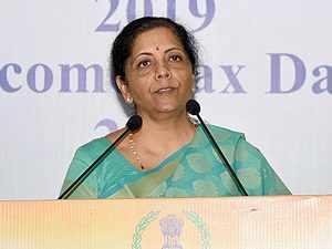 Improving the Tax net: FM Nirmala Sitharaman talks tough on evasion