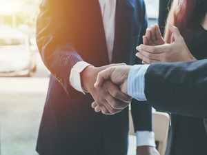 handshake - getty