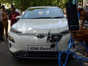 Hyundai Electric car: Hyundai Motor developing mass market electric
