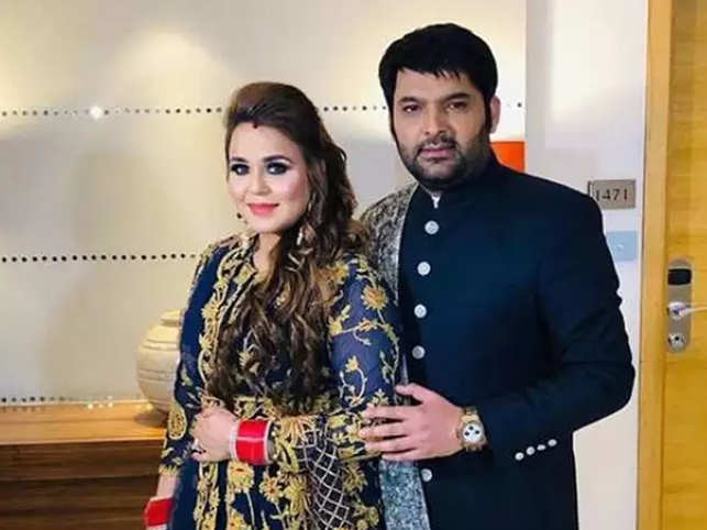 ​Kapil Sharma and Ginni Chatrath ​tied the knot in December last year.