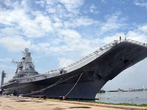 For future aircraft carrier, Navy homes in to electric propulsion, could use hybrid system