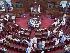 RTI Amendment Bill passed in Rajya Sabha, Azad accuses govt of intimidation