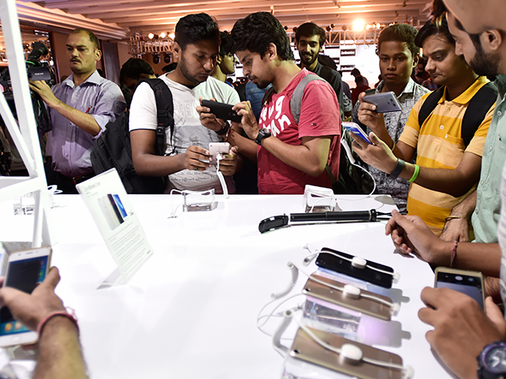 Buy. Sell. Buy: why smartphone makers love millennials