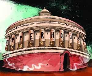 Uproar in the Lok Sabha over Azam Khan's remark