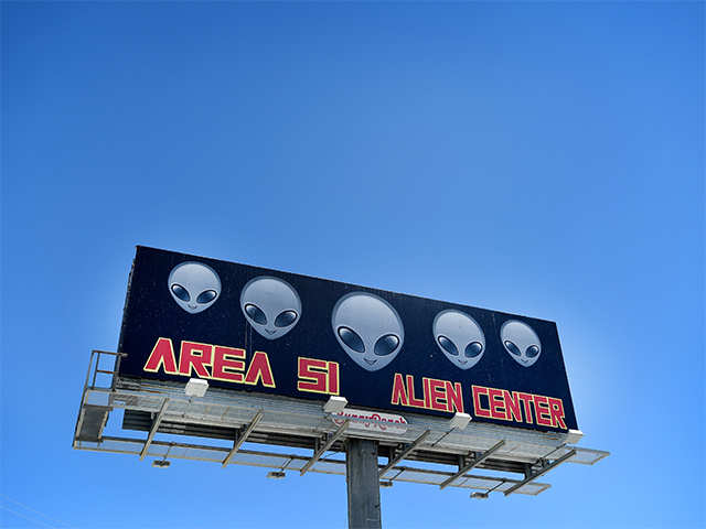 What we know of Area 51 - US Air Force warns against joke
