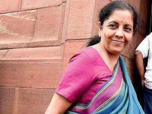 No rethink on overseas sovereign bond issue: Nirmala Sitharaman