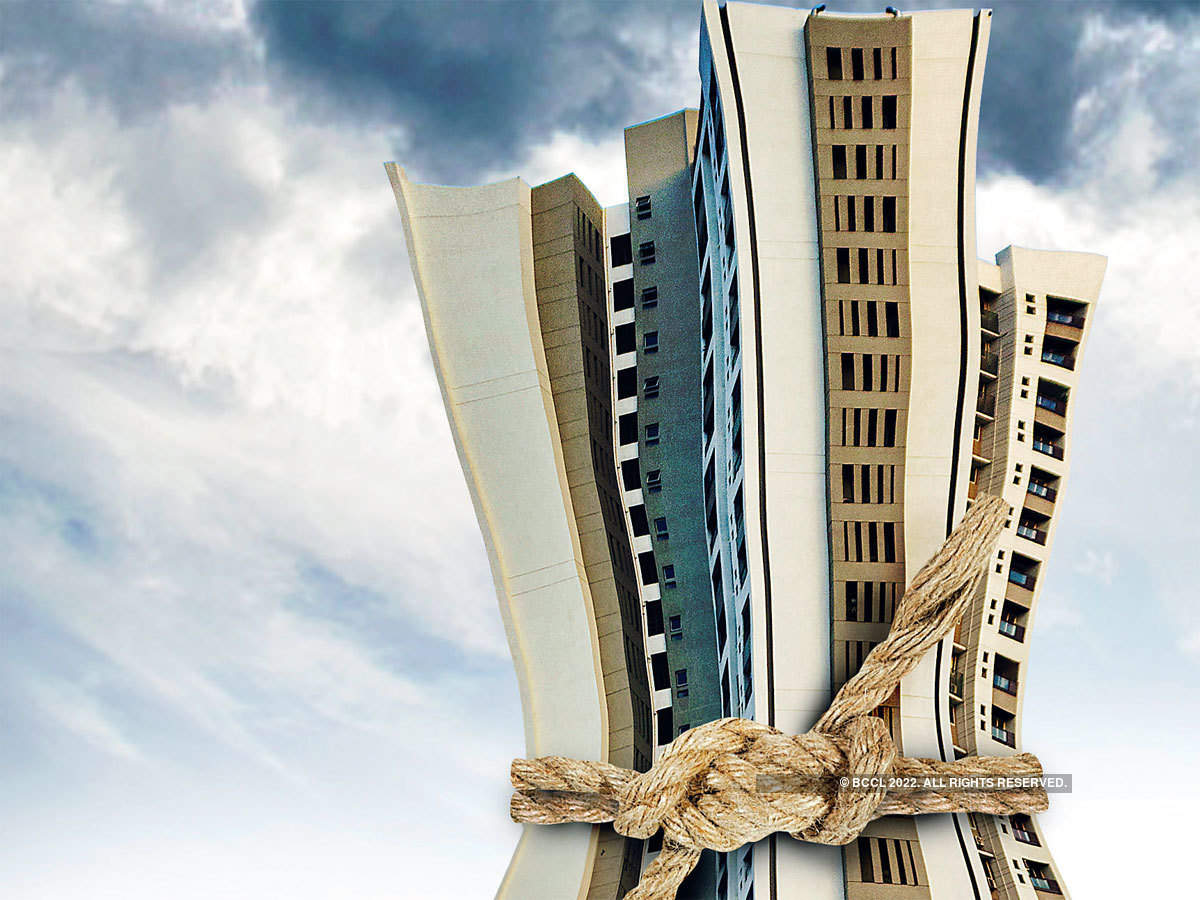 How the realty sector is being plagued by severe cash crunch