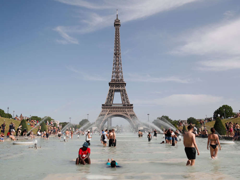 Think heatwave was bad? Climate already hitting key tipping points