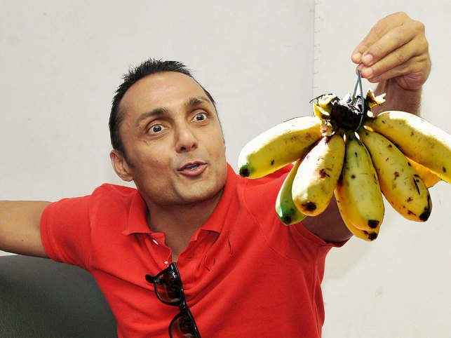 The Legends of Marketing are here, thanks to Rahul Bose (in pic).