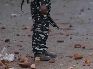 View: Militancy in Kashmir not yet over