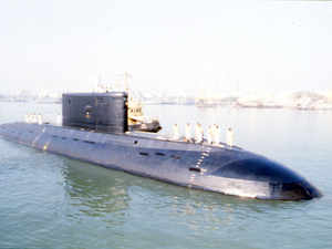 Taking it to next level, India readies submarine for Myanmar