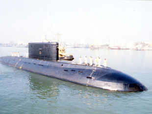Taking it to next level, India readies submarine for Myanmar