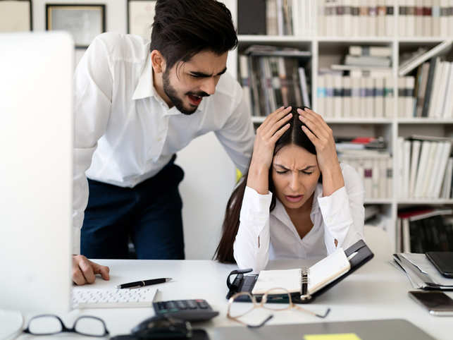 Bosses, listen up: Bullying your employees may make them self-centred & harm workplace safety