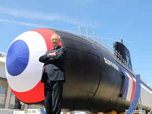 Along with P-75 India, our offer for three additional Scorpene submarines is still on table: French Naval Group chairman