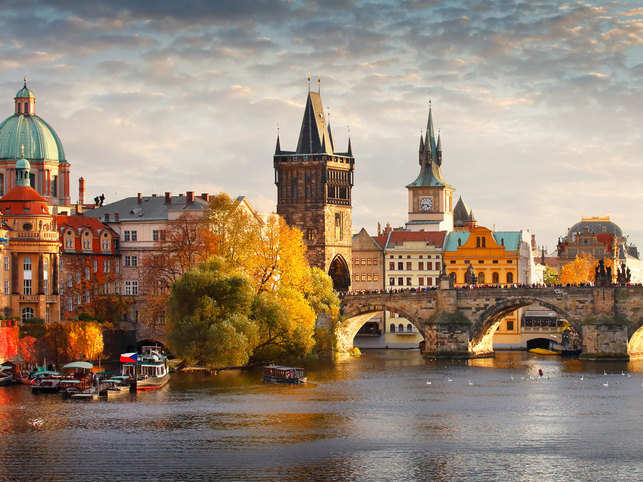 Lakes of Salzburg, bridges in Prague: Head to these picturesque locales if you are a film buff