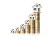 Property prices have fallen only slightly