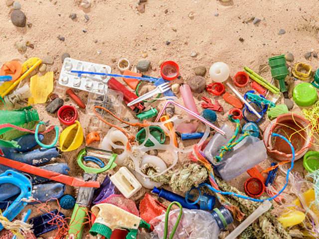 Shocking! Over 1,21,000 mt plastic waste 'slyly' imported in