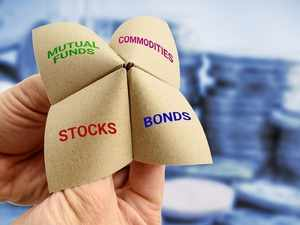 Mutual fund combination