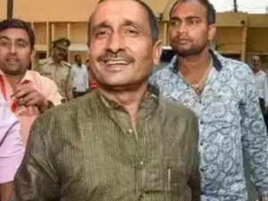 BJP sacks Unnao rape accused  MLA Kuldeep Singh Sengar