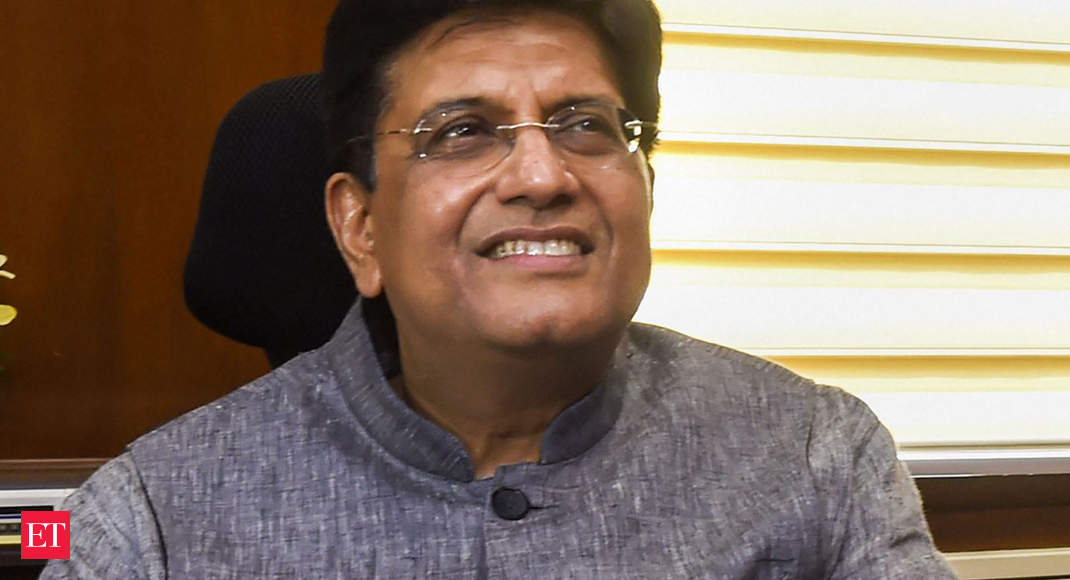 TCS, Infosys, other IT firms raise market access issue in China with Piyush Goyal thumbnail