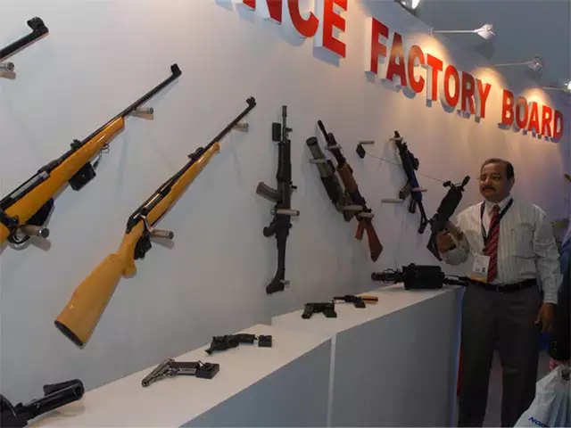 MoD may Seek CCS nod to set up EGoM for corporatisation of ordnance factories