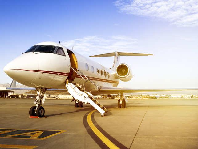 private-jet-iStock-92568161