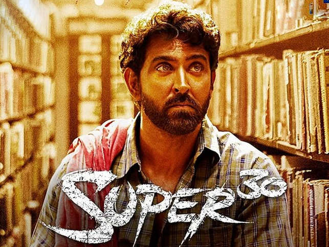 In Haryana, the multiplexes or cinema theatres will not charge SGST from the customers for the 'Super 30' tickets. ​