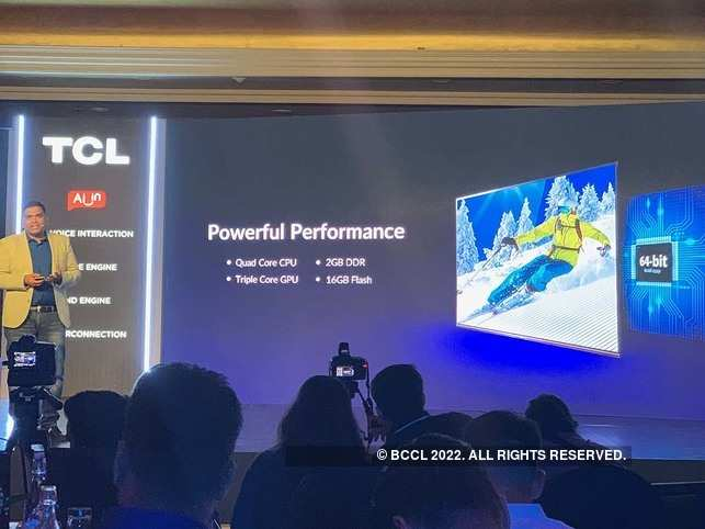 TCL 4K AI Smart TV price: TCL launches P8 Series 4K AI Smart TV