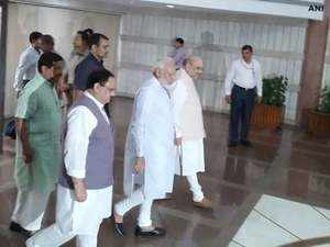 Two day training program for all BJP MPs begins today
