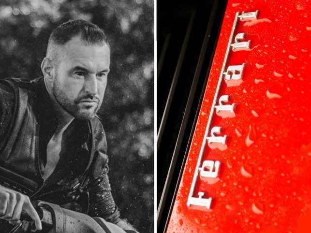Philipp Plein asked his 1.8 million Instagram followers to send photos of their shoes on top of luxury cars to protest Ferrari.