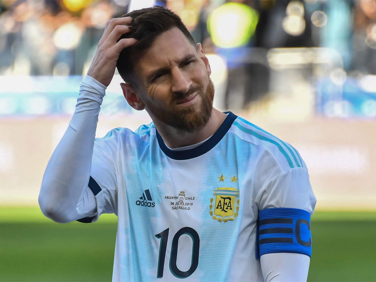 Lionel Messi: Latest News & Videos, Photos about Lionel Messi | The