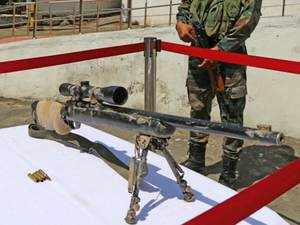 Indian Army: How security forces recovered US-made M-24 sniper rifle
