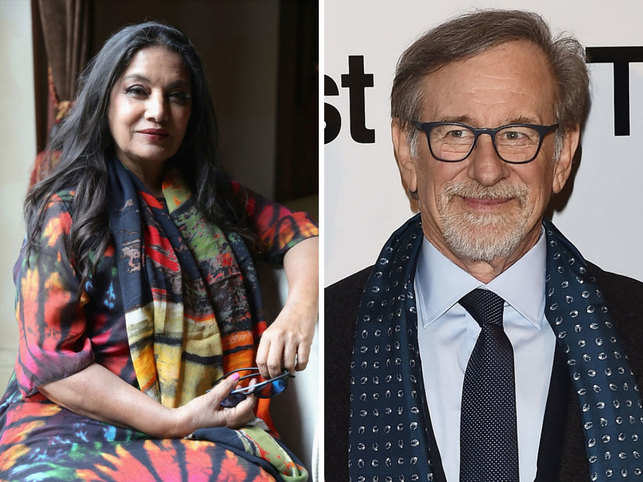 Shabana Azmi joins stellar star cast of Steven Spielberg's 'Halo'