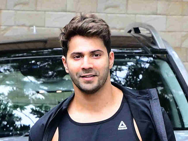 ​Varun Dhawan invited his followers on Twitter to play a game of paintball.
