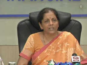 Finance minister N Sitharaman takes stock of PSB health