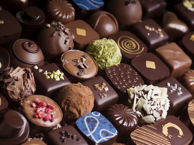 Chocolate's dark but happy secret